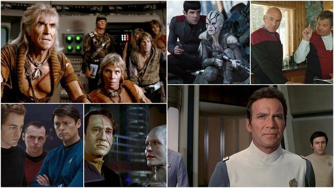 Rankings, the Inevitable Frontier: Every <i>Star Trek</i> Movie Ranked from Worst to Best