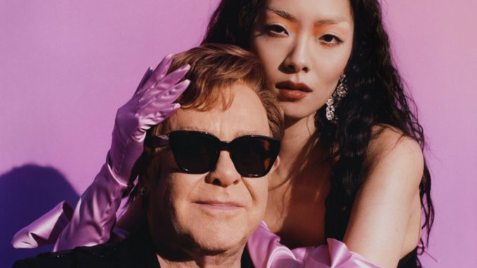 "Elton John Joins Rina Sawayama on ""Chosen Family"" Rework"