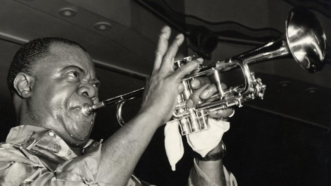 <i>Black & Blues: The Colorful Ballad of Louis Armstrong</i> Heads to Apple