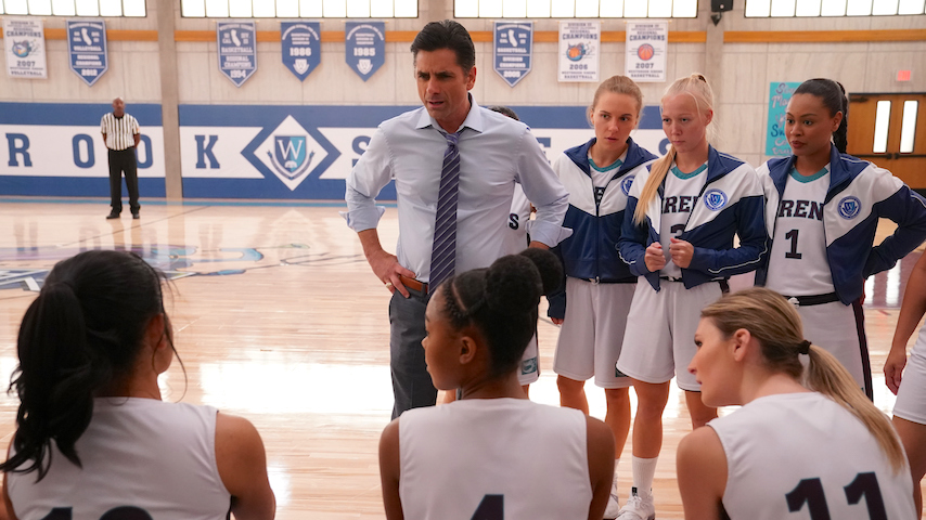 Both Teen Girls and Basketball Deserve Better Than Disney+'s Depressingly Hollow <i>Big Shot</i>