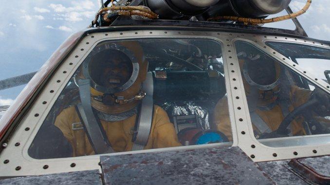 <i>Fast & Furious 9</i> AKA <i>F9</i> Gets Dangerously Close to Space in New Trailer