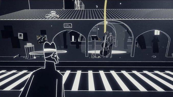 Cosmic Jazz Adventure <i>Genesis Noir</i> Is as Beautiful and Poetic as Games Get