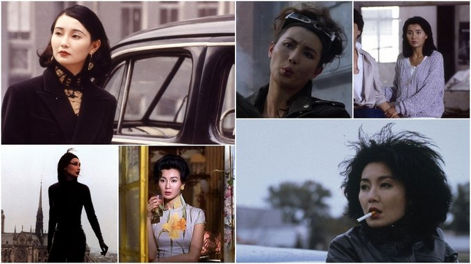 Actor Appreciation Day: Maggie Cheung