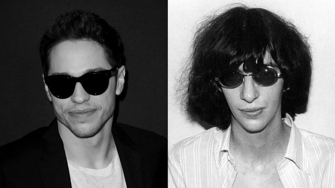 Pete Davidson Cast as Punk Great Joey Ramone in Netflix Biopic