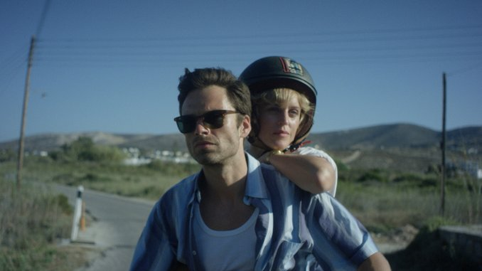 Sebastian Stan and Denise Gough's Chemistry Carries <i>Monday</i>'s Manic Musing on Messy Relationships