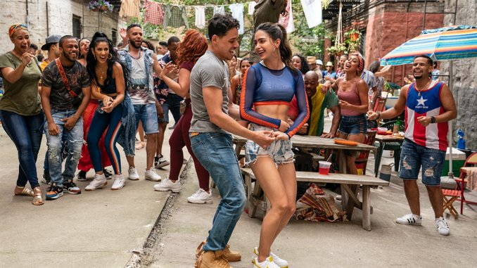 <i>In the Heights</i> World Premiere Will Open 20th Tribeca Film Festival