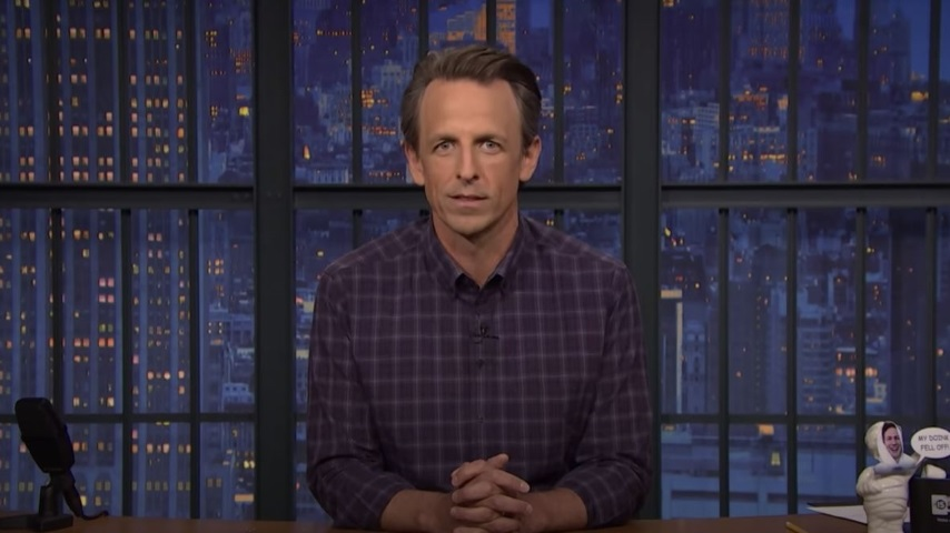 Seth Meyers Takes a Closer Look at the GOP's Feuds with Dr. Fauci and MLB
