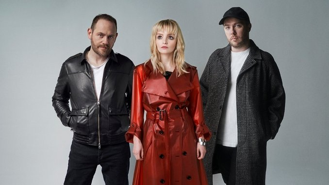 """CHVRCHES Reject Double Standards on New Single, """"He Said She Said"""""""