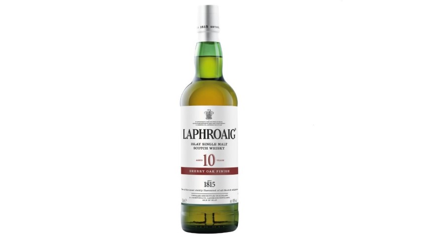 Laphroaig 10-Year-Old Sherry Oak Finish Review