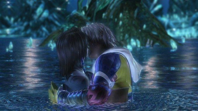 The Best Final Fantasy Romances