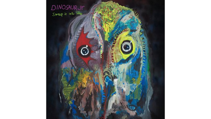 Dinosaur Jr. Balance Noise with Nuance on <i>Sweep It Into Space</i>