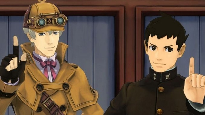 Two Ace Attorney Games Are Finally Coming to the West in The Great Ace Attorney Chronicles