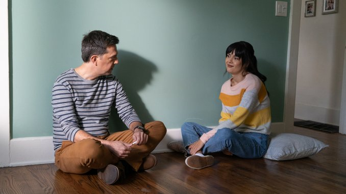 Patti Harrison's Star Rises in Charming Surrogacy Dramedy <i>Together Together</i>