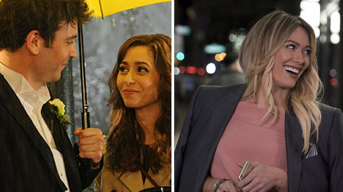 <I>How I Met Your Mother</I> Getting a Father-Focused Hulu Spinoff Starring Hilary Duff