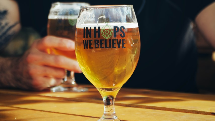 The Beer World's Latest Craze Is … West Coast IPA? Well, Yes and No