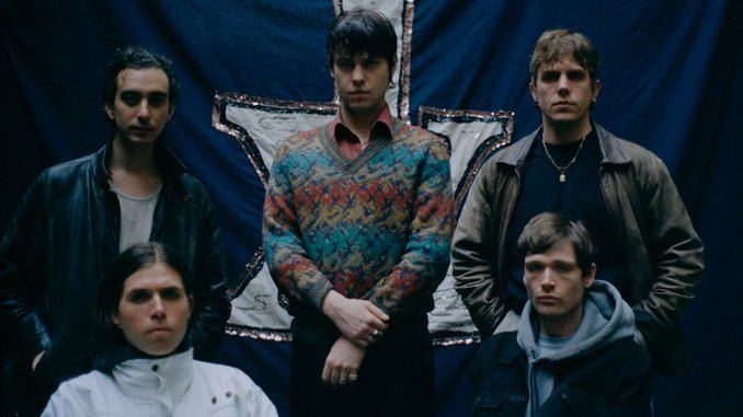 """Iceage Release New Single """"Gold City,"""" Announce Tour and Livestream Concert"""