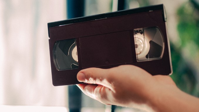 Oklahoma Woman Charged with Felony for Rented VHS Tape That Was 21 Years Overdue