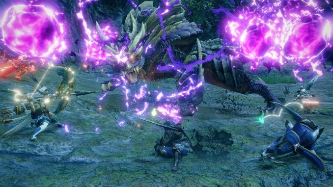 Here's What to Expect from <i>Monster Hunter Rise</i>'s First Update