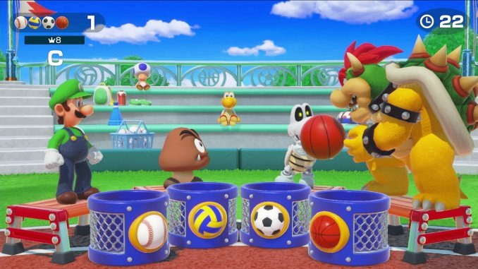 <i>Super Mario Party</i> Gets Free Online Multiplayer Three Years After Release