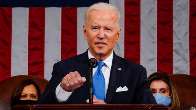The Funniest Tweets about Biden's Speech to Congress