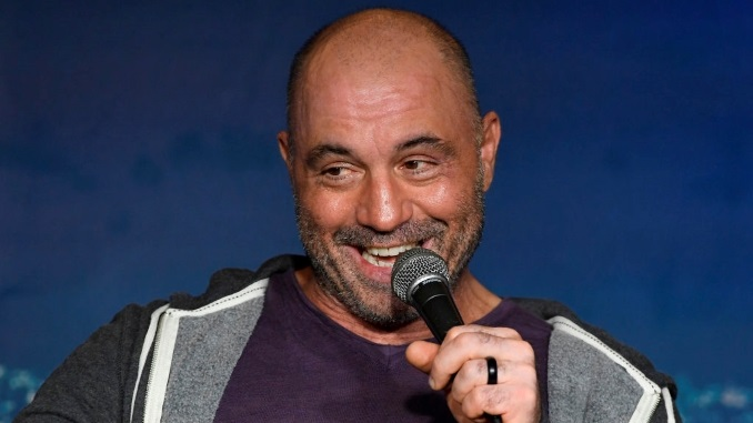 Why Is Spotify Paying Joe Rogan $100 Million to Encourage People to Not Get the Vaccine?