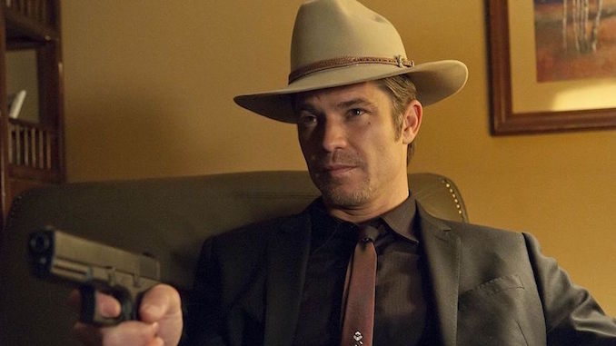 Revisiting Raylan Givens, the Morally Compromised Lawman of <i>Justified</i>