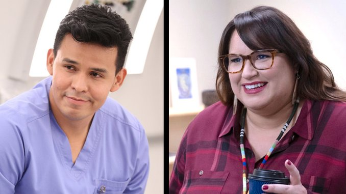 <I>Rutherford Falls</i>, <I>Grey's Anatomy</i>, and the Push for Native Inclusion on TV