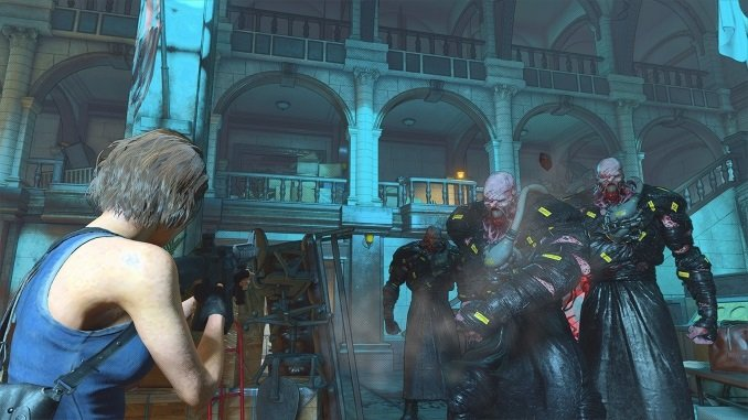 <i>Resident Evil Re:Verse</i> Won't Be Out Until the Summer
