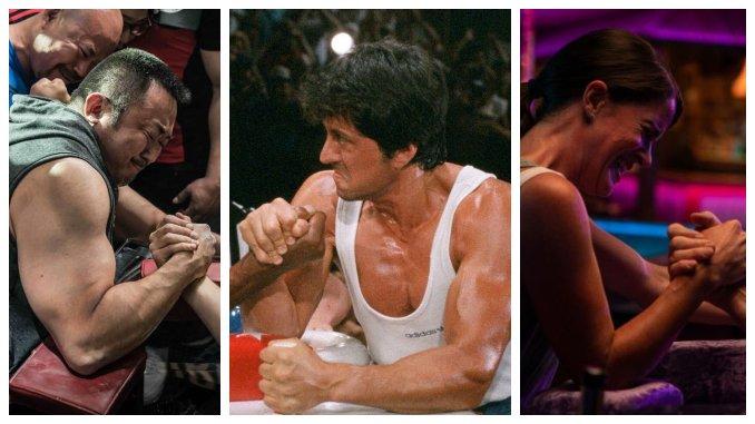 <i>Golden Arm</i>, <i>Champion</i> and the <i>Over the Top</i> Art of the Arm Wrestling Film