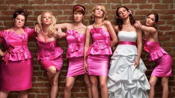 A Definitive Ranking of the Bridesmaids in <i>Bridesmaids</i>