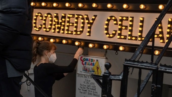 Yes, You Should Still Wear a Mask at the Comedy Club