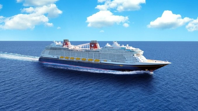 Disney Cruise Line's Latest Ship, The Disney Wish, Has a Star Wars Bar, a Frozen Restaurant, a Water Ride, and More