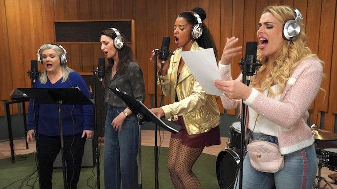 <I>Girls5eva</i> Is an Xennial Primal Scream of a Musical Comedy