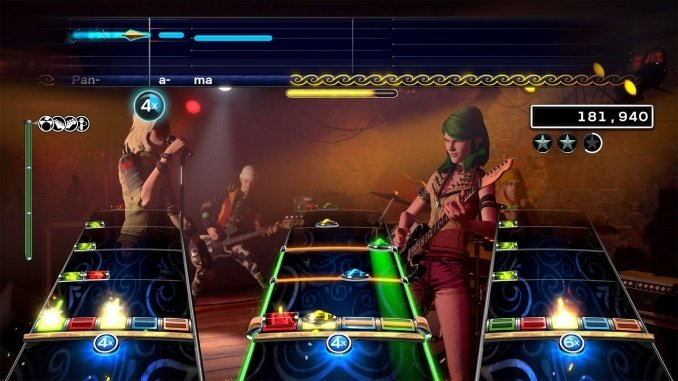 <i>Rock Band</i> Affirms the Liberating Power of Music