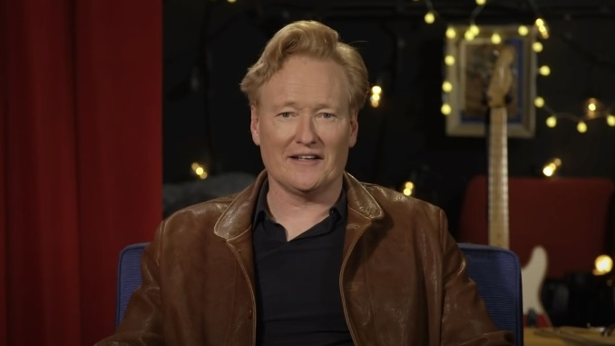 Conan O'Brien Reveals the Last Episode of <i>Conan</i> Airs on June 24