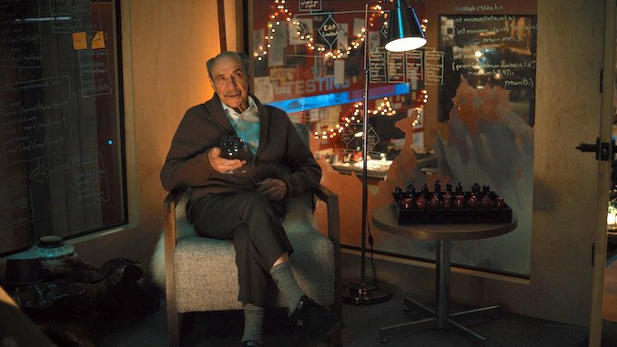 F. Murray Abraham on His Brilliant <i>Mythic Quest</i> Standalone Episodes