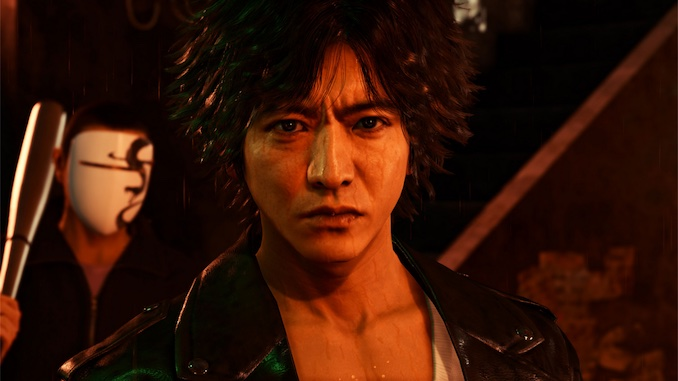 A Sequel for <i>Judgment</i> Called <i>Lost Judgment</i> Announced, Releasing in September