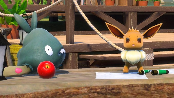 The Cutest Moments in <i>New Pokémon Snap</i>