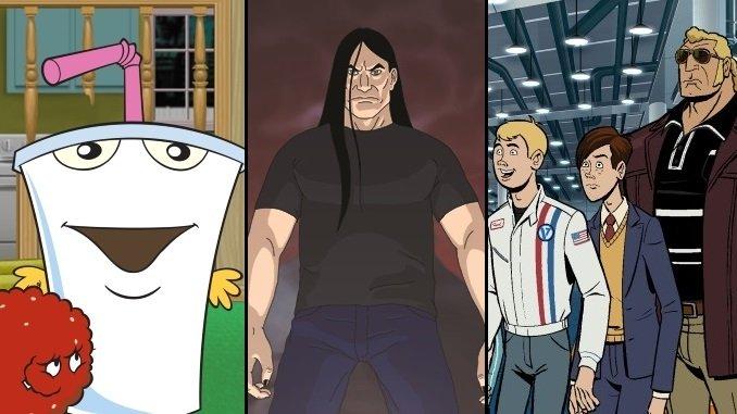 Adult Swim Announces Original <i>Venture Bros.</i>, <i>Metalocalypse</i> and <i>Aqua Teen</i> Movies