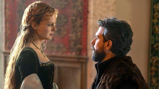 Starz Announces New Historical Drama <i>Becoming Elizabeth</i>; Cast, First Footage Revealed