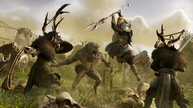 <i>Assassin's Creed Valhalla</i>'s Wrath of the Druids DLC Is Even More of the Same