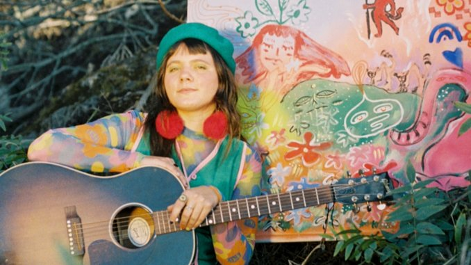 "Exclusive: Mae Powell Announces Debut Album, Shares ""Weird Dreams"" Video"
