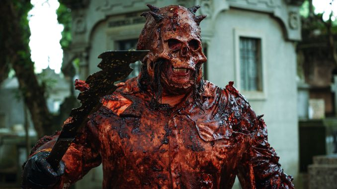 Brazilian Slasher <i>Skull: The Mask</i> Kills Too Much Time