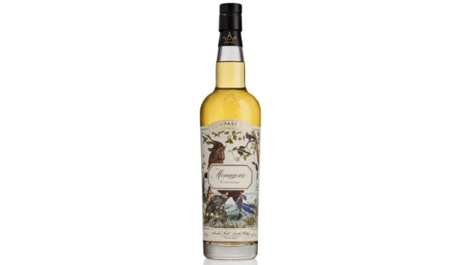 Compass Box The Menagerie Scotch Whisky Review