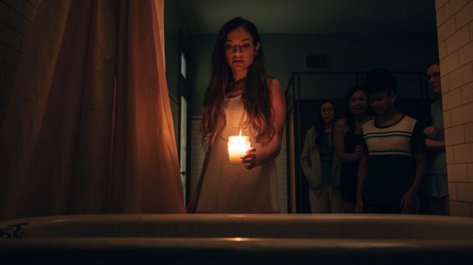 Simon Barrett's Directorial Debut, <i>Seance</i>, Is a Solid Schoolgirl Slasher