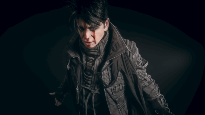 Gary Numan Is Right at Home in Dystopia
