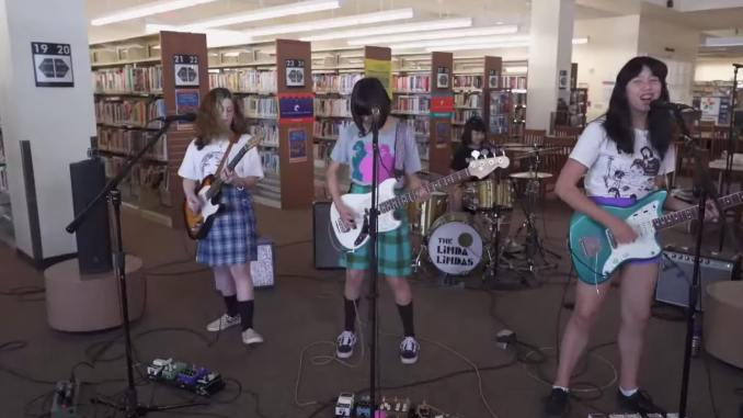 """Young Group The Linda Lindas Go Viral with """"Racist, Sexist Boy"""" Performance"""