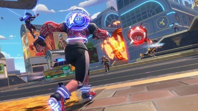<i>Knockout City</i> Turns Dodgeball into a Fun and Exciting Multiplayer Game