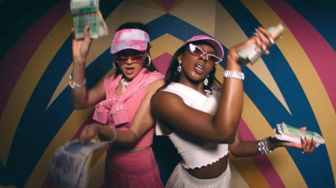 """Ziwe and Patti Harrison Solve Poverty on the Song """"Stop Being Poor"""""""