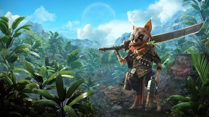 <i>Biomutant</i> Never Lives Up to Its Expansive and Expressive Character Creator